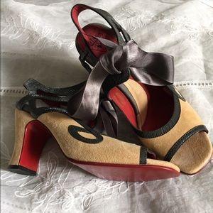 John Fluevog heels